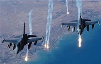 """""""البنتاجون"""" ينشر لقطات لضربة جوية نفذتها ضد تنظيم داعش في ليبيا"""
