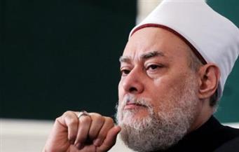 """المكتب الإعلامي لـ """"علي جمعة"""" عقب محاوله اغتياله: عقيدتنا التعمير لا التكفير والتدمير"""