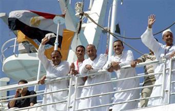 1428 راكبًا من العمالة المصرية بالخليج يغادرون ميناء سفاجا