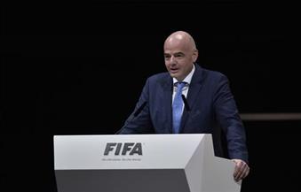 """رئيس الفيفا: قرار زيادة عدد الفرق بكأس العالم اتخذ على أساس """"معايير رياضية"""""""
