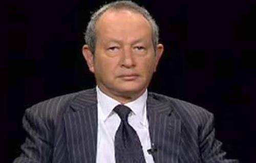 نجيب ساويرس:  أنا ما مشيتش من مصر.. ومتحمس لزيادة الاستثمار  -