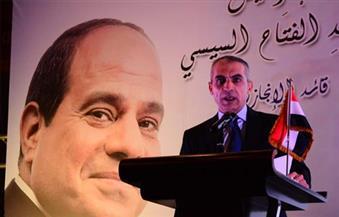 """بالصور.. """"المنجزين العرب"""" تكرم الشوربجي في احتفالات """"مصر على طريق الإنجاز"""""""