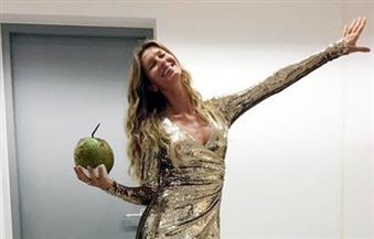 """بالصور..""""سيدة الأوليمبياد""""..عارضة أزياء برازيلية تلفت أنظار العالم فى """"ريو 2016"""""""