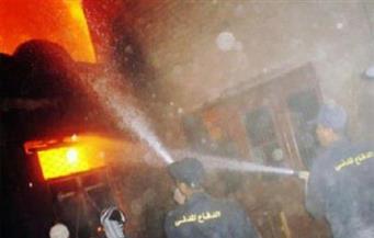 ضبط شخصين قاما بحرق مكتب تموين بكفر الشيخ