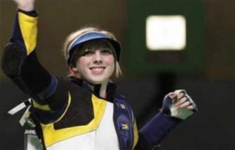الأمريكية ثراشر تفوز بأول ذهبية في أولمبياد ريو بالرماية