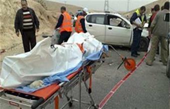 مصرع وإصابة 20 شخصا فى حادث تصادم 3 سيارات على الطريق الصحراوى الشرقى بسوهاج