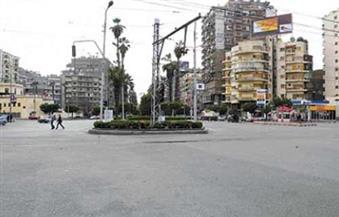 """محافظة القاهرة تنتهى من أعمال تطوير ميدان """"المحكمة"""" بمصر الجديدة"""