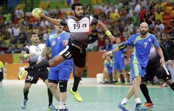 منتخب مصر لكرة اليد يخسر من سلوفينيا في الدقيقة الأخيرة بافتتاح المنافسات بأولمبياد ريودي جانيرو