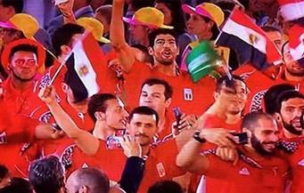 """يوميات المصريين في الأوليمبياد: صاحب """"علم السعودية"""" ينافس في الرماية.. ومشاركات في الجودو والملاكمة والسلاح"""