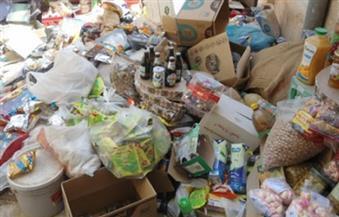 ضبط 5466 عبوة آيس كريم غير صالحة للاستهلاك داخل مصنع بالإسكندرية