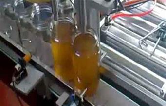 ضبط 11 ألف طن عسل أبيض وأسود منتهي الصلاحية داخل مصنع بالإسكندرية