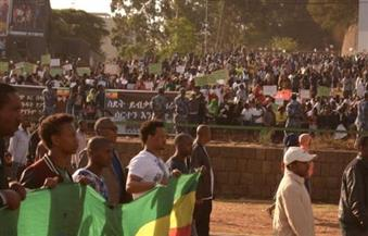 """""""االمعارضة"""": مقتل 30 متظاهرًا على الأقل في إقليم أوروميا بإثيوبيا"""