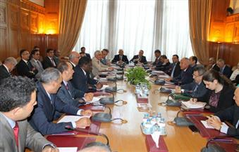 أبوالغيط يؤكد محورية دور الجامعة العربية في التعامل مع تطورات الشأن الليبي