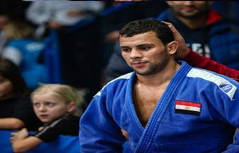 محمد محيي الدين يودع منافسات الجودو في أوليمبياد ريو دي جانيرو