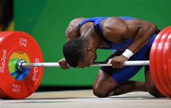 الكولومبي موسكيرا يحرز الميدالية الذهبية في وزن 62 كيلو بأوليمبياد ريو