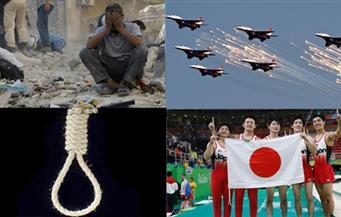 تدابير الأسد وحزب الله.. انفجارات تهز صنعاء.. ذهبية اليابان.. أرقام الحج.. إعدامات إيران.. بنشرة الثالثة صباحا