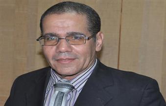 """""""عماد زكي"""" مديرًا عامًا لرعاية الطلاب بجامعة المنيا"""