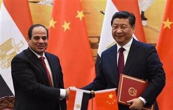 قمة ثنائية بين الرئيس السيسي و نظيره الصيني بمدينة شيامن