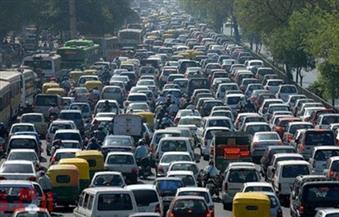مرور القاهرة: كثافات عالية بكورنيش النيل ولا صحة  لقطع للطريق