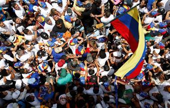مظاهرات حاشدة في كاراكاس للمطالبة بإجراء استفتاء على عزل الرئيس الفنزويلي مادورو