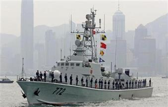 """اختتام المناورات البحرية """"الروسية الصينية"""""""