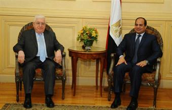 الرئاسة العراقية: الرئيس السيسي أكد لمعصوم دعم مصر الكامل للعراق في حربه ضد الإرهاب
