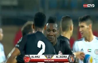 الأهلي يحرز لقب السوبر الإماراتي للمرة الرابعة على حساب الجزيرة
