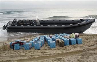 شرطة إسبانيا تُصادر 15 طناً من الحشيش من زورق بالبحر المتوسط