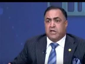 """حسين أبو جاد يحلف اليمين نائبًا عن دائرة حدائق القبة ويؤيد إحالة """"عجينة """" للقيم"""