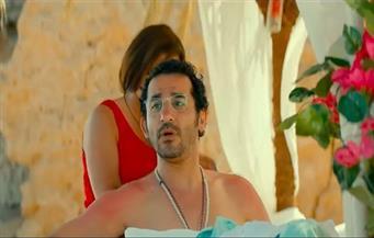 """بعد نهاية الإجازة.. """"لف ودوران"""" أحمد حلمي يقترب من 23 مليون جنيه.. و""""كلب بلدي"""" يتخطى حاجز الـ10 ملايين"""