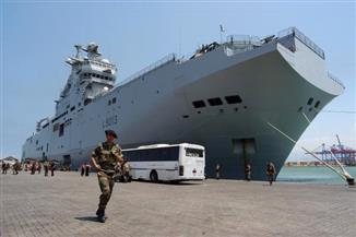 """ميسترال """"أنور السادات"""" تؤكد تفوق مصر البحري كأكبر قوة عسكرية في الشرق الأوسط بما فيها إسرائيل"""