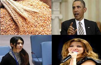 """قلق أمريكي.. تكريم ضحية داعش.. تهديد نانسى عجرم.. تخوفات وكيل """"زراعة النواب"""" بنشرة الثالثة"""