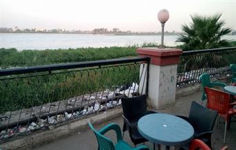 الإهمال والقمامة والتعديات.. ثلاثية أخفت جمال الحدائق والنيل في بني سويف