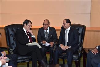 السيسي يُشيد بمواقف قبرص الداعمة لمصر في مختلف المحافل الدولية والإقليمية