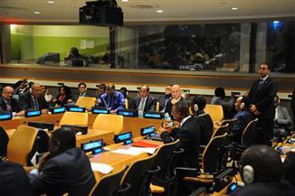 بالصور.. السيسي يرأس قمة مجلس السلم والأمن الإفريقي على هامش فعاليات الجمعية العامة للأمم المتحدة