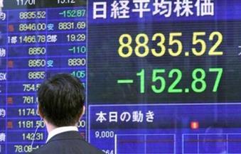 مؤشر الاسهم اليابانية ينخفض 0.14% في بداية التعامل ببورصة طوكيو