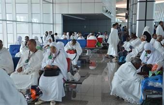 بالصور.. 161 حاجًا  يغادرون مطار الغردقة.. وتكليف لجنة من إدارة الوعظ لشرح المناسك والرد على الاستفسارات