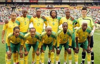 منتخب جنوب إفريقيا يصل القاهرة الليلة