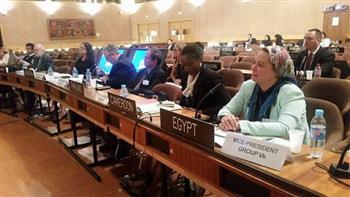 أستاذ بكلية الآداب جامعة المنصورة يُمثل مصر في اجتماع اليونسكو بباريس