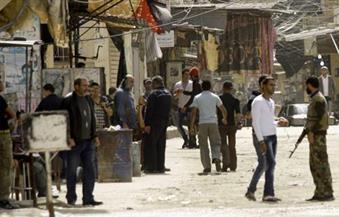 اشتباكات مسلحة في مخيم عين الحلوة للاجئين الفلسطينيين جنوب لبنان
