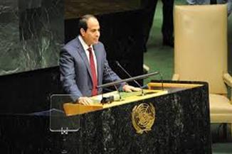 الرئيس السيسي يعود إلى القاهرة بعد مشاركته في اجتماعات الأمم المتحدة بنيويورك
