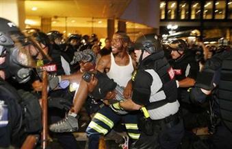 فرض حظر التجوال في مدينة شارلوت الأمريكية بسبب الاحتجاجات