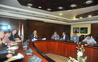بالصور.. وزير النقل يتابع خطة صيانة ونظافة الطريق الدائري