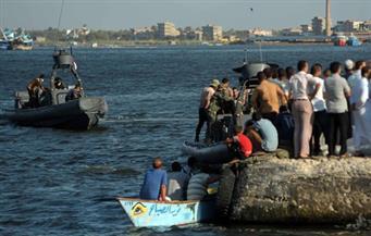 بالصور.. انتشال 107 جثث جديدة من ضحايا غرق مركب الهجرة غير الشرعية بالبحيرة