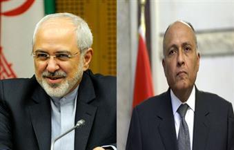 """""""شكري"""" يلتقي وزير خارجية إيران على هامش اجتماعات الجمعية العامة للأمم المتحدة"""