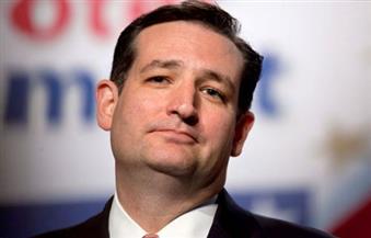 السيناتور الجمهورى تيد كروز يعلن أنه سيصوت لصالح ترامب منافسه السابق