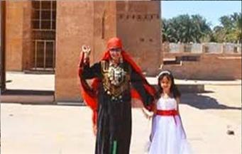 الوادي الجديد تحتفل باختيار ملكة جمال البلح فى مهرجان التمور الثالث
