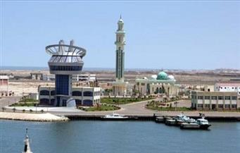 تصدير 2460 طن أعلاف من ميناء دمياط