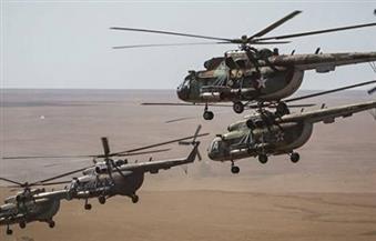 """""""رويترز"""": طائرات هليكوبتر تحلق فوق بغداد"""