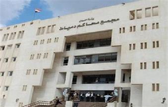 """المؤبد لـ 9 متهمين في أحداث قرية العنانية بدمياط بسبب حساب على """"الفيسبوك"""""""